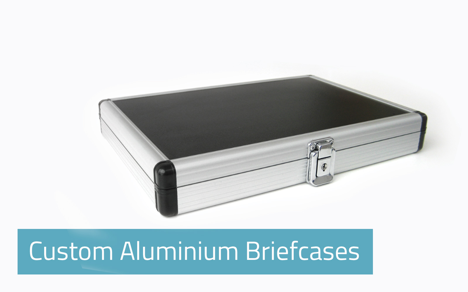 More about Custom Aluminium Briefcases