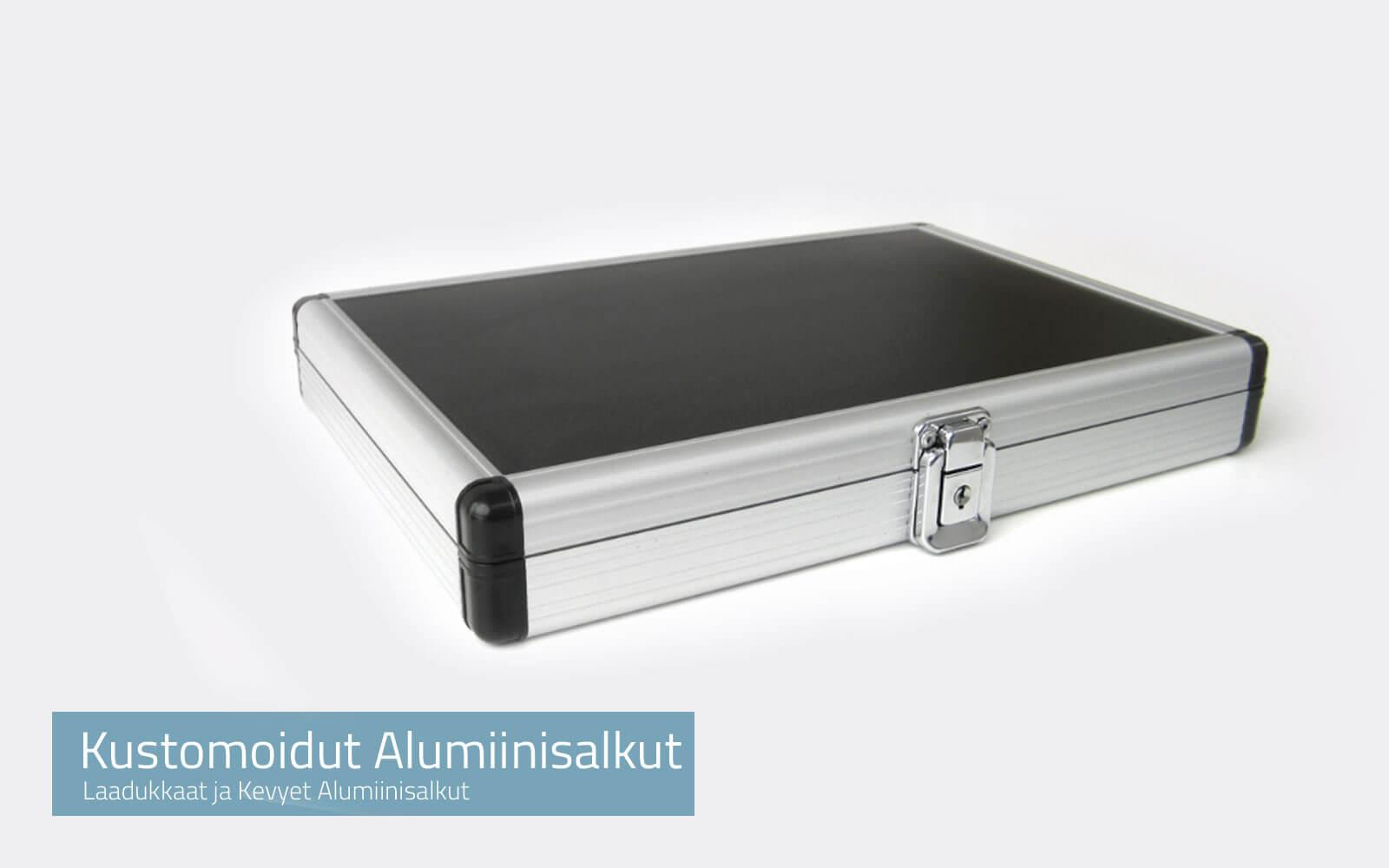 Alumiinisalkut mittojen mukaan