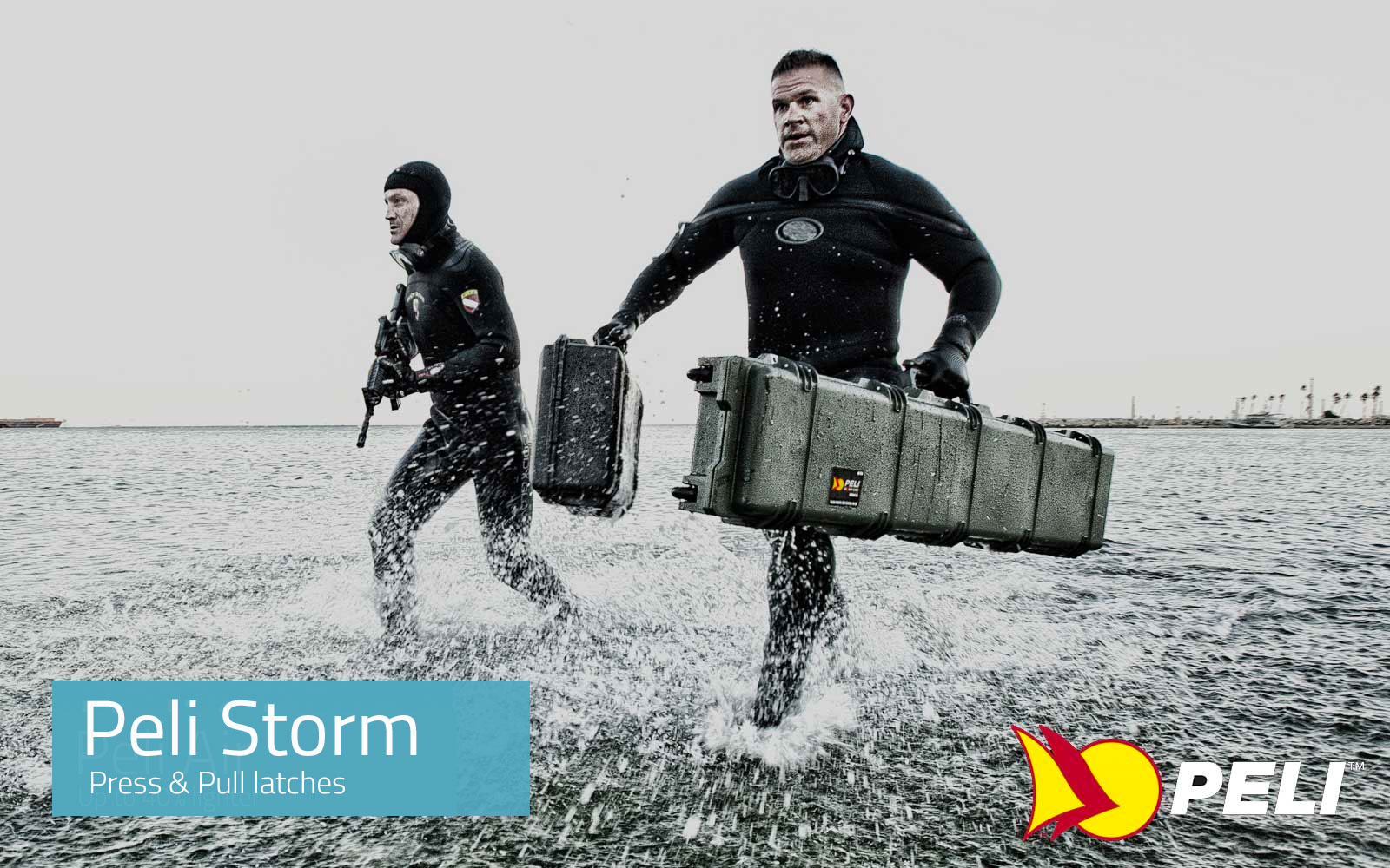 Peli Storm Cases