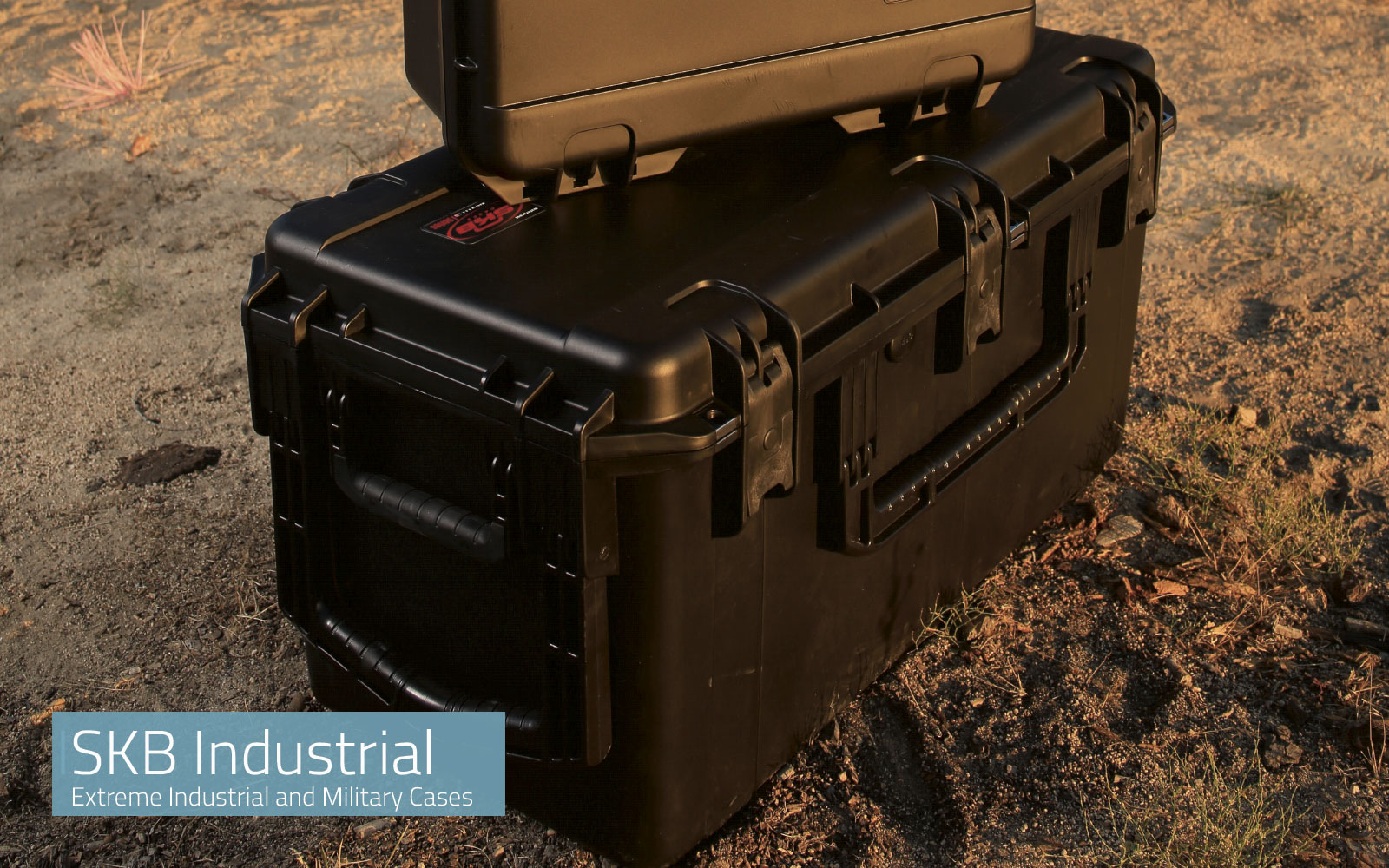 SKB Industrial and Military Cases