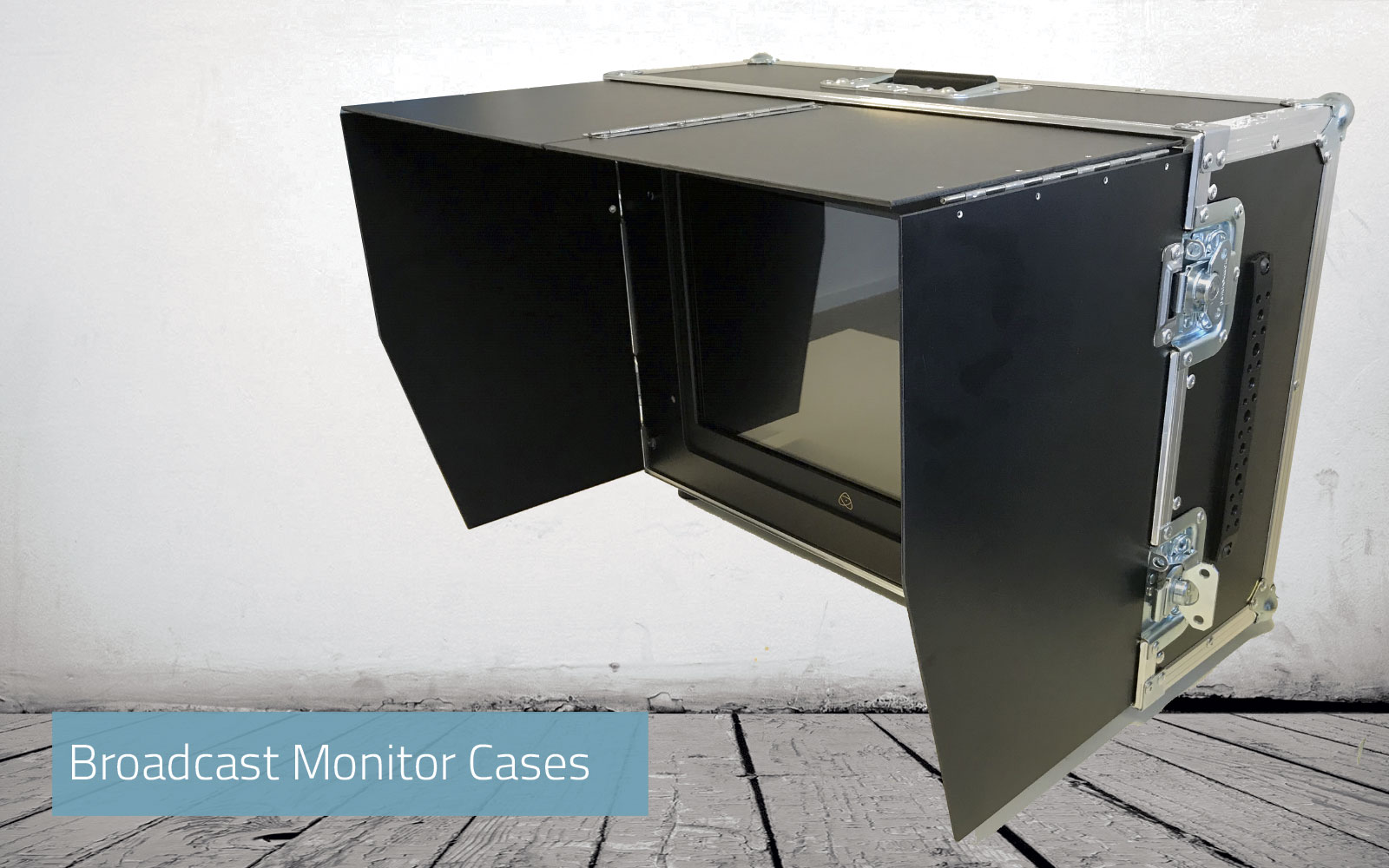 Broadcast Monitor Cases